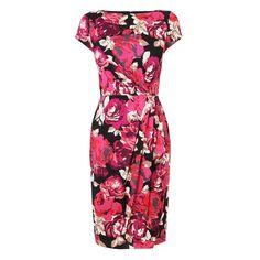 Nellie Floral Print Dress LKBennet