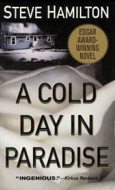 "Read ""A Cold Day in Paradise An Alex McKnight Novel"" by Steve Hamilton available from Rakuten Kobo. When first published, A Cold Day in Paradise won both the Edgar and Shamus awards for Best First Novel, launching Steve . Reading Lists, Book Lists, Books To Read, My Books, Mystery Thriller, Mystery Series, Page Turner, First Novel, Book Nooks"