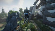 ELEX is a handcrafted action role-playing experience from the award-winning creators of the Gothic series, set in a brand new post-apocalyptic science fantasy universe Nordic Games, Games Images, Video Image, 3d Wallpaper, Mount Rushmore, Gothic, Fantasy, Mood, Mountains