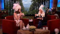 Keira Knightley's Bridal Tea Party