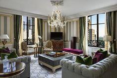 【ELLE】最上級のおもてなしを堪能! ラグジュアリーホテル「セントレジス・ニューヨーク」がリニューアル|エル・オンライン