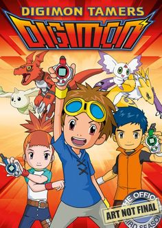 Madman Sets 'Digimon Tamers' Anime DVD Release