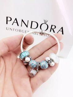 50% OFF!!! $199 Pandora Charm Bracelet. Hot Sale!!! SKU: CB01032 - PANDORA Bracelet Ideas