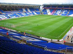 St Andrews, Birmingham City FC - Who let the pigs in Soccer Stadium, Football Stadiums, Football Team, Trevor Francis, Birmingham City Fc, British Football, Brentford, Sheffield United, Great Britain