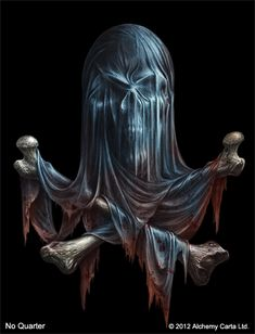 No Quarter ~ Alchemy Gothic
