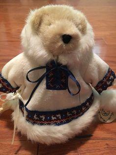 *Muffy Vanderbear Muffy of the North Eskimo and seal