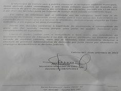 """""""Cabeças Vão Rolar"""" – Prefeitura De Colniza/MT Dá Ultimato Aos Grevistas Do Sintep"""