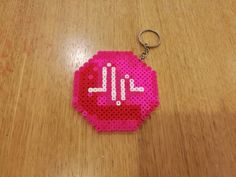 Logo Musical.ly in pyssla - hama beads https://www.youtube.com/watch?v=qdq-tG8B-EI