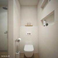 MALÉ KÚPEĽNE - Riešenia & Dizajn / BENEVA Toilet Paper, Bathroom, Bathrooms, Bathing, Bath, Bathtub