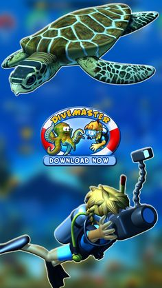 New image for Divemaster