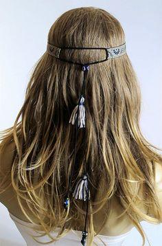 Hey, I found this really awesome Etsy listing at https://www.etsy.com/listing/214931024/boho-headband-bohemian-hippie-tassel