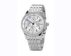 Ανδρικό Ρολόι Αυτόματο COBRA με μπρασελέ - elora-watches.gr Casio Watch, Watches For Men, Accessories, Men's Watches, Jewelry Accessories