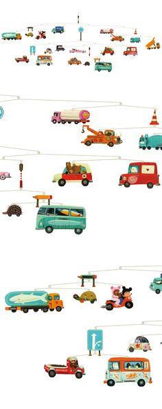 Studio ToutPetit: ToutPetit Thursdays * Traffic Mobile