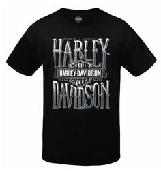 """""""Always Classic"""" Hanes Beefy TALL T - Black - Available starting Spring 2017 in sizes M - at your local Harley-Davidson® dealer. Harley Davidson Store, Harley Davidson Dealers, Motorcycle Jeans, Screen Printing Shirts, Spring, Sweatshirts, Classic, Clothing, Mens Tops"""