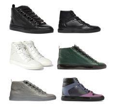 09522f43b1147c Ask Allen  Is The Sizing The Same For Balenciaga Arena and Monochrome  Pleated Style Sneakers