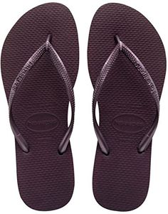 82b3068da47d60 Havaianas Women s Slim Petunia Ankle-High Rubber Sandal - 7M