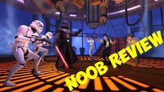 Star Wars Galaxy of Heroes Noob Review