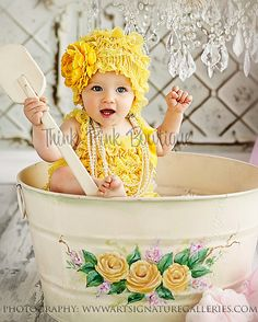 Yellow petti lace romper lace petti romper with by ThinkPinkBows, $16.95