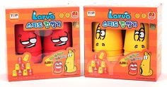 #NEW #TV #CARTOON #COMIC #SHOW #LARVA #CUP #RED + #YELLOW 12 #SPEED #STACKS #STACKING #CUPS STACK SET 2SET  http://www.stylecolorful.com/new-tv-cartoon-comic-show-larva-cup-red-yellow-12-speed-stacks-stacking-cups-stack-set-2set/