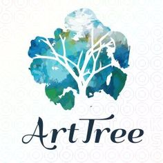 I like the watercolor look to the logo and the tie in of the tree in the negative space