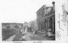 Veldstraat Den Helder (jaartal: 1900 tot 1910) - Foto's SERC
