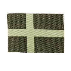 TAC-UP GEAR - 0075 Sweden Flag Subdued Green