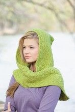 Hooded Scarves Book 2 - Leisure Arts