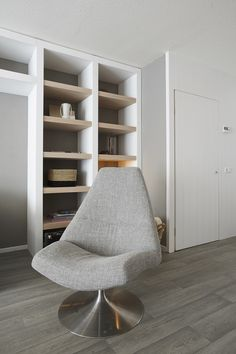 Shelving, Sofas, Bookcase, Interior Decorating, House Design, Indoor, Living Room, House Styles, Home Decor