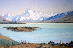 20th Century South Canterbury, N.Z. Artists