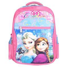 96188f0989b4   gt Sale onChildren cartoon School Bags lovely snow white princess Backpack  For Girls Mochila