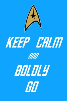 """I've seen so many iterations of the """"stay calm"""" poster. This version is my favorite!"""