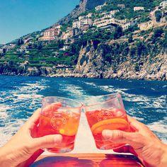 Cheers! // Gray Malin's City Guide to Capri, Italy