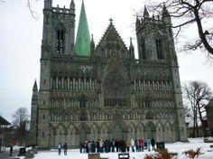 Trondheim (N) - Nidaroskathedraal