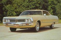 Chrysler Newport Royal