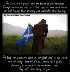 Remember Culloden 1746 as Highlanders we will NEVER forget the Jacobite cause.