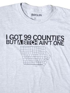 Haha this site has the funniest iowa shirts!