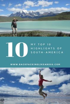 This is my top 10 of South America! What an amazing continent. Salar de Uyuni in Bolivia, Huaraz in Peru, El Chalten in Argetina, Cotopaxi in Ecuador and many more! This blog summarizes my top 10 South-America! 10 unbelievable experiences on this beautiful continent that will definitely enrich your experience.