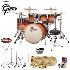 Catalina Maple Series Drums Drum Sets Gretsch Sizes Colors Features And Photos