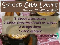 Image result for cardamom cinnamon diffuser blend