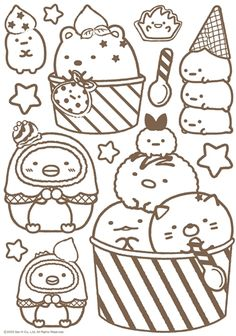 Cute Coloring Pages, Coloring Sheets, Adult Coloring, Coloring Books, Mandala Quotes, Diy And Crafts, Paper Crafts, Doodle Art Designs, Kawaii Doodles