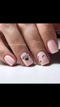 Nail Swag, Pastel Nails, Pink Nails, Nails Ideias, Nail Deco, Hair And Nails, My Nails, Shellac Nails, Gel Manicures