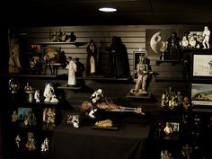 Mike's Sideshow Collection by SideshowCollectibles, via Flickr