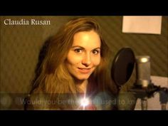 Claudia Rusan - What If (Kate Winslet COVER). A song for the broken-hearted.