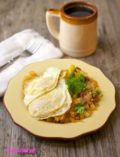 A Calculated Whisk: Creole Hash & Eggs (Whole30 Day 2) #paleo #glutenfree #whole30