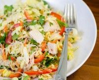 Vietnamese Chicken and Cabbage Salad   Daily Unadventures in Cooking