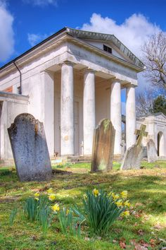 Palladian Church Cemetery, GB