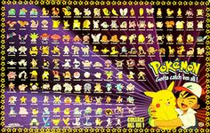 I want to be a pokemon master