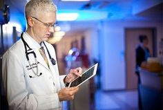 How Physicians Utilize Digital Media for Patient Interaction - Physicians are increasingly relying on digital devices such as smart phones and tablets to access critical healthcare information and increase their productivity.