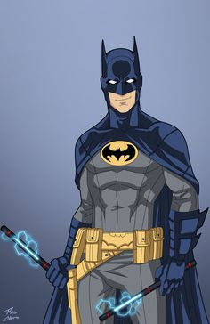 Batman (Dick Grayson) by phil-cho on DeviantArt Batgirl, Nightwing, Im Batman, Batman Robin, Superman, Gotham City, Dick Grayson Batman, Hq Dc, Batman Universe