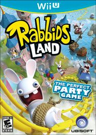 Rabbids take over our beloved amusement park! And they plan to make the most of their day by invading all of the attractions! They don't intend to wait in lines like everyone else or stay seated during the whole journey! As Rabbids will always be Rabbids, you'll see them misusing the rides, and going bwaaah at a souvenir shop before stopping in an overpriced themed restaurant. So whether it's a sunny or rainy day, just grab your Wii U controller and roll the dice to join them!